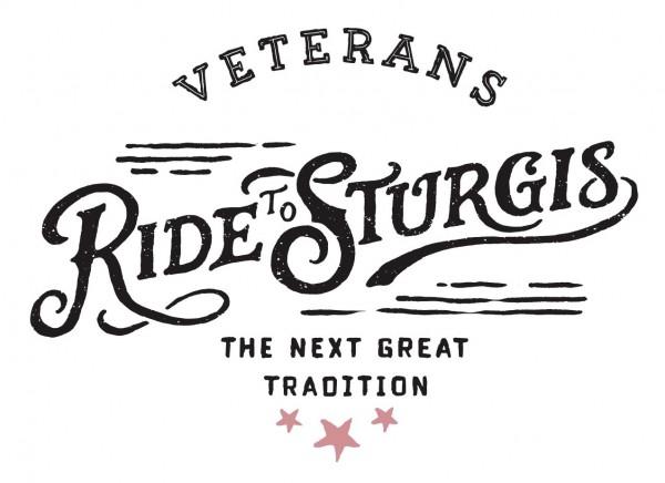 Veterans Ride To Sturgis Logo