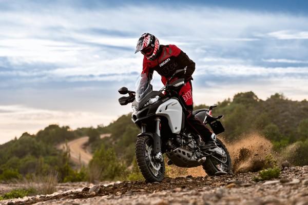 MULTISTRADA1200 ENDURO 2 - Credit Ducati