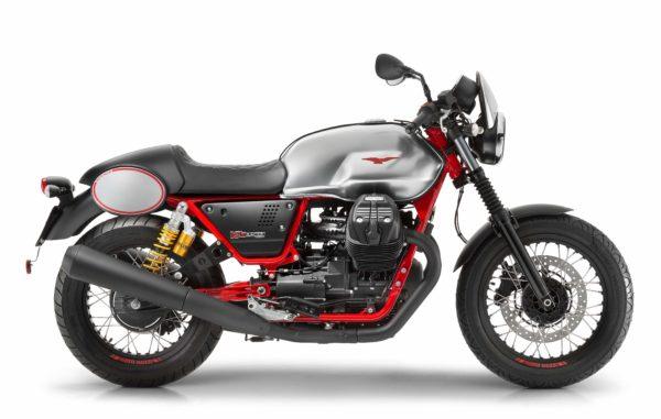Moto Guzzi V7III Racer