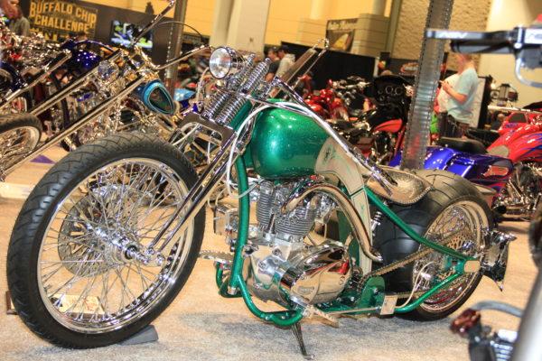 DSS 2016 Bike Display 1