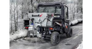 SnowEx, snow, UTV, side-by-side